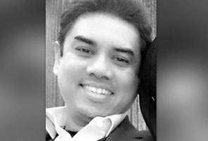 Syed Alman Zain Syed Alwi's heart was still beating on the way to UMMC