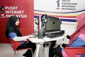 Trafik Internet bulanan Malaysia meningkat 1,200 peratus dalam tempoh 5 tahun