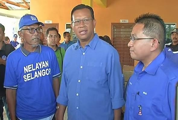Kerajaan Selangor menganaktirikan petani dan nelayan - Shabery Cheek
