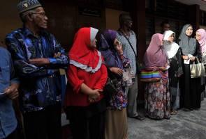 Tidak rasmi: BN kekalkan kerusi Sungai Besar dan Kuala Kangsar
