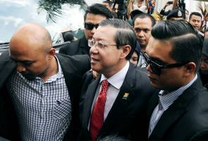 Motion urging Lim Guan Eng to take leave as Chief Minister sent to Speaker