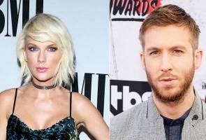 Calvin Harris dedah punca sebenar putus cinta dengan Taylor Swift