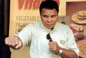Fakta kehidupan dan turun naik kerjaya tinju Muhammad Ali