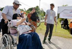 Almost 60 per cent voter turnout in Kuala Kangsar by-election as of 2pm