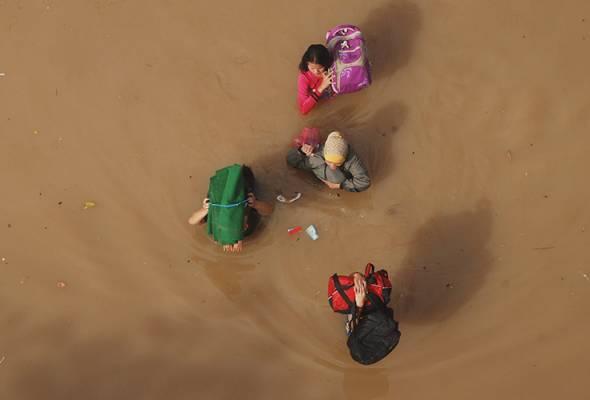Guna khidmat radio amatur di kawasan dilanda banjir - Jailani