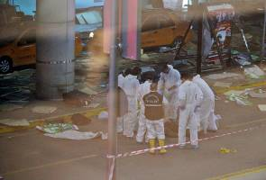 At least 36 killed in suicide attack at Istanbul's airport, officials say