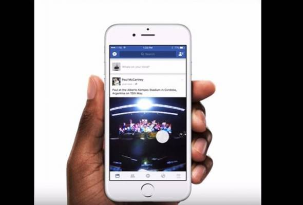 Facebook lancar ciri '360 Photos' hari ini
