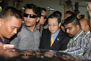 Lim Guan Eng ditahan SPRM