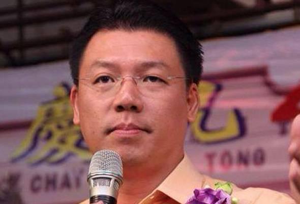 'Memang ada komplot jatuhkan MB Perak' - Nga Kor Ming