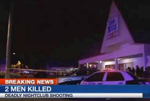 At least two dead in Florida nightclub shooting