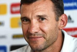 Football: Shevchenko named as new Ukraine coach