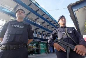 Kadar ketakutan rakyat Selangor terhadap jenayah catat 37 peratus