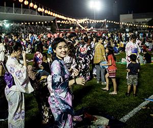 Festival Bon Odori di Kompleks Sukan Negara Shah Alam