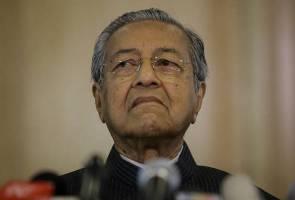 Laporan DoJ: Tun Dr Mahathir kemuka tiga langkah yang perlu diambil