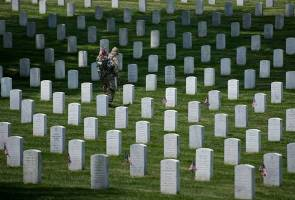 Arlington National Cemetery wants people to stop catching Pikachu on its hallowed ground