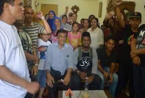 Ketua Cawangan BDC Sandakan umum keluar UMNO