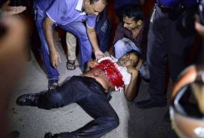 Krisis tebusan di Dhaka: Kumpulan bersenjata serang restoran ekspatriat