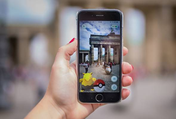 Pokemon Go not recommended to treat depression - Expert