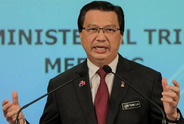 Dua bulan yang akan datang adalah merupakan tempoh yang amat penting bagi pencarian pesawat MH370, kata Liow Tiong Lai.