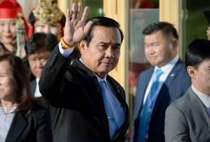 Thai junta chief eyes halal hub for restive south