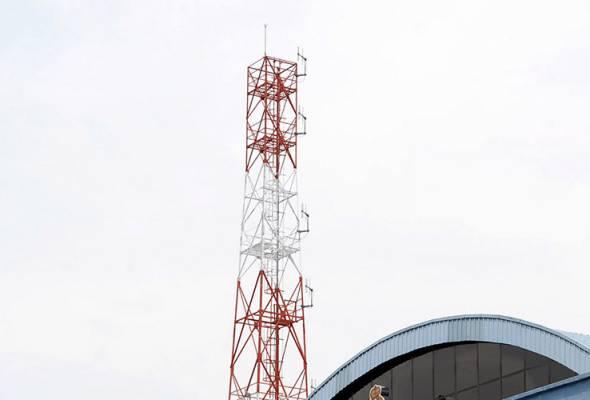 Gangguan telekomunikasi sementara sehingga Jun 2017