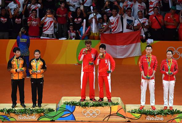 'Adakah ini bukan mimpi?' - Goh Liu Ying kongsi kisah Olimpik