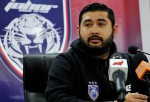 TMJ 'tinggalkan' JDT jika berjaya juarai Liga Super kali ketiga berturut-turut
