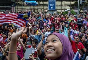 Tahniah Malaysia!