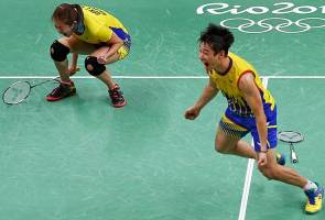 Rio 2016: Malaysian mixed doubles create history to reach badminton final
