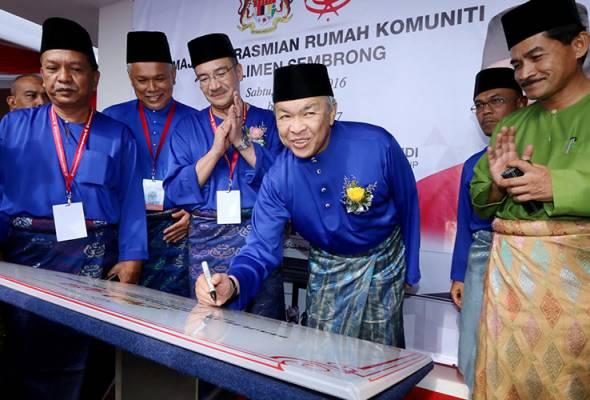 PRU14: UMNO Johor perlu tebus maruah