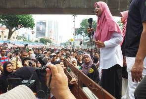 #TangkapMO1: 'Mahasiswa cari publisiti murahan' - Pemuda UMNO Kedah