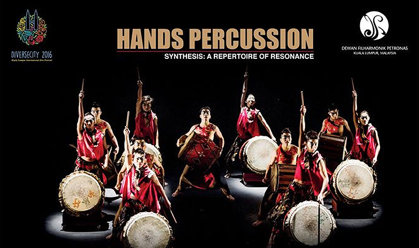 Synthesis - A Repertoire of Resonance oleh Hands Percussion