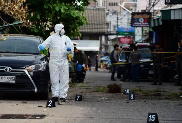 Bom dijumpai di Hua Hin, Phuket