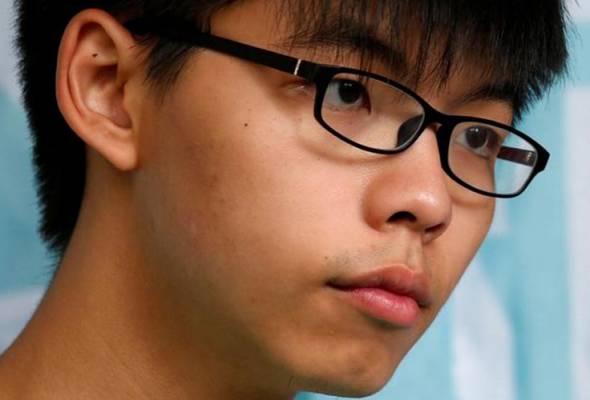 Revolusi Payung Hong Kong: Pemimpin pelajar elak hukuman penjara