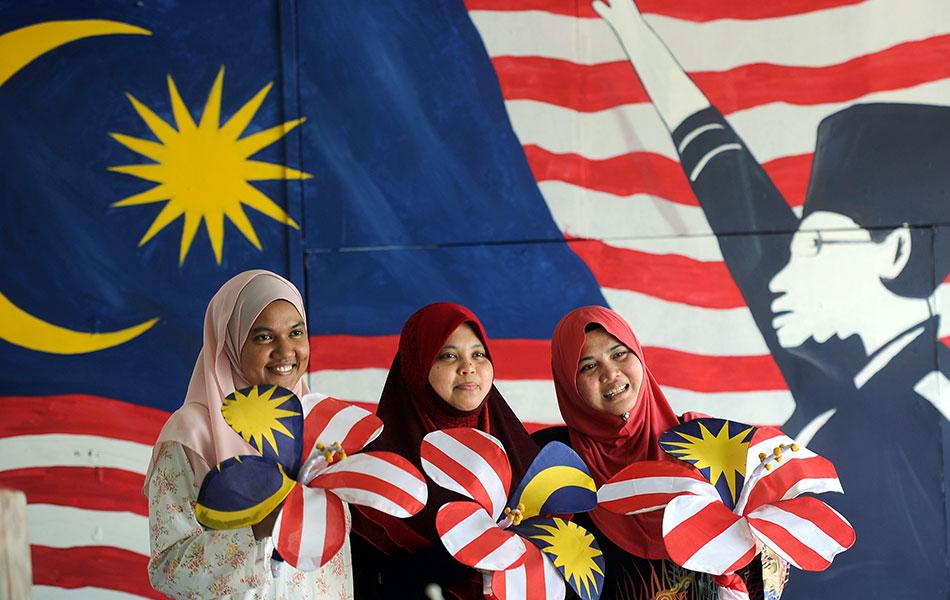 Bahang Sambutan Hari Kebangsaan 2016 Di Seluruh Malaysia Astro Awani