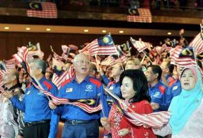 NTP's success brushes off perception of Malaysia as a failed state - PM