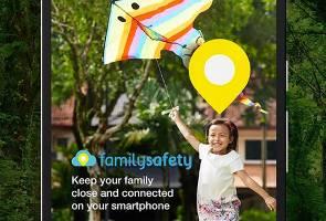 Aplikasi Family Safety tawar kawal selia canggih buat gajet anak