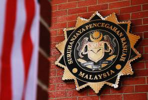 MACC finalising investigation papers on 3 senior government officers