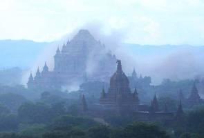 Gempa 6.8 magnitud gegar Myanmar