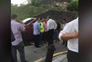 Pengerusi MyWatch  Sanjeevan ditahan lagi, didakwa tipu ijazah