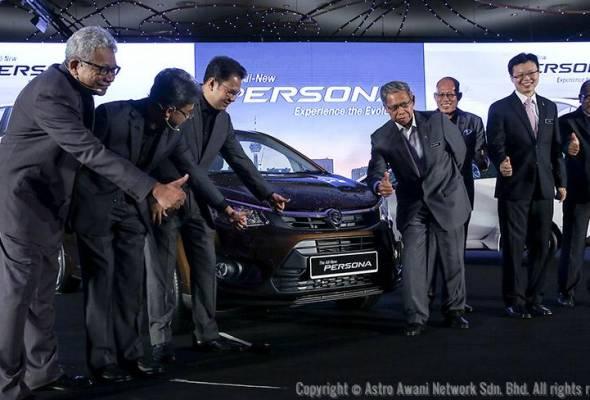 Proton yakin jualan model terbarunya Proton Persona generasi kedua mampu mencapai sasaran jualan 3,000 hingga 4,000 unit sebulan.
