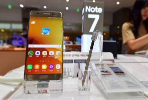 MAS latest airline to prohibit in-flight use of Samsung Galaxy Note 7