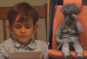 Surat menyayat hati kanak-kanak 6 tahun untuk Obama