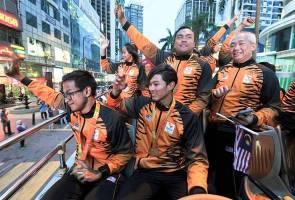 Astro Arena siar dokumentari liku-liku perjuangan atlet Paralimpik, pada 8 Oktober