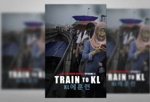 Filem 'Train to KL' lebih seram, usik netizen gara-gara servis LRT tergendala