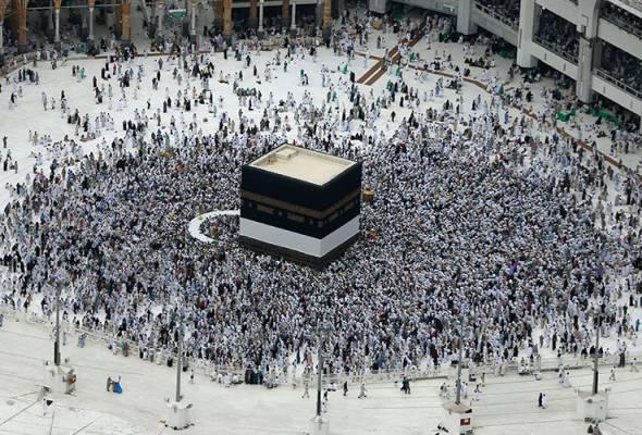 Kuota jemaah haji dikembalikan kepada jumlah asal - Jamil Khir