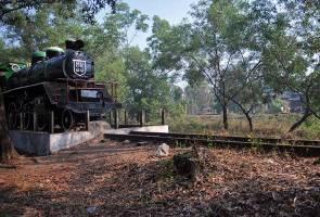Mengimbas semula kisah sedih kereta api maut Burma-Siam