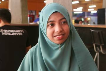 Anis Syafiqah: The next generation of activists emerges