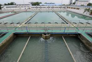 Water supply disruption due to pollution at Sg Semenyih plant again