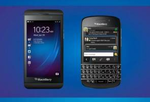 Netizens mourn end of BlackBerry's devices era
